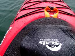 Seals Spray Skirt Fit Chart Seals Pro Shocker Neoprene Sprayskirt Review Kayak Daves