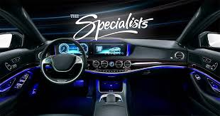 The Specialists | <b>Car Audio</b>, Window Tint, Auto Upholstery