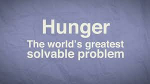 why we should end hunger