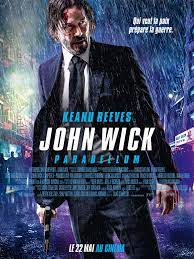 John Wick Chapter 3 Parabellum Movie Poster