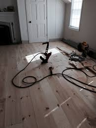 DIY Unfinished Wide Pine Floors Review Lehman Lane