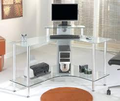 small corner office desk for home pine desks glass interior design tips smart black regard