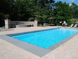 Backyard spas and hot tubs viking fiberglass inground swimming