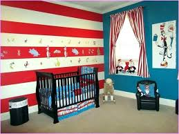 dr seuss crib bedding set furniture furniture cat in the hat 4 piece crib bedding set