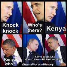 Small Picture 90 Miles From Tyranny Knock Knock Joke With Putin And Obama