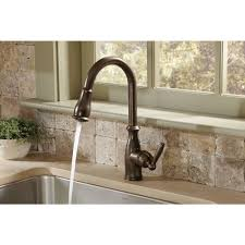 Moen Legend Kitchen Faucet Moen 7185 Brantford Single Handle Kitchen Faucet With Pull Out Spray