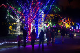 Zoo Lights Seattle Best Holiday Light Displays Near You Holiday Delights
