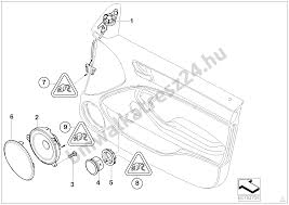 Parts harman kardon hifi front door
