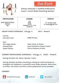 Fitness Instructor Resume Delectable Group Fitness Instructor Resume M Westhamptonvetsus