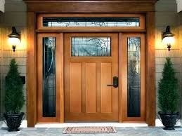 fiberglass front entry door with sidelights wood front door with sidelights entry door with single sidelight exterior wood doors sidelight glass inserts