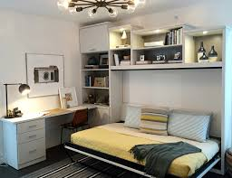 office wall bed. California Closets- Wall Bed Office Guestroom