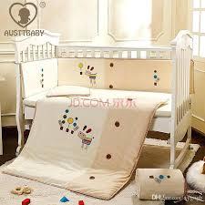 horse crib bedding