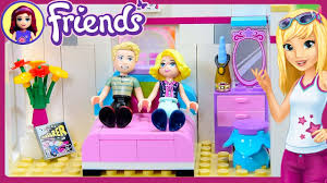 custom pa s room for stephanie s house lego friends renovation build diy craft kids toys
