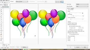 How To Design Birthday Card In Coreldraw How To Create Barthday Card In Corel Draw