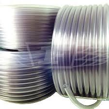 clear pvc tubing plastic flexible water