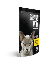 <b>Сухой корм</b> для кошек <b>GRAND</b> PRIX Adult Original с лососем 0.3 ...
