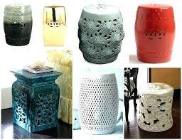 blue ceramic garden stool ceramic garden seat gray ceramic garden stool light blue ceramic garden stool