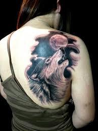 Teorie Vlčí Vytí Co Vyžaduje Divoká Zvířata Vlčí Vytí Tetování Na