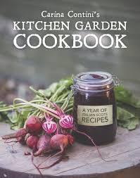 Kitchen Garden Cookbook Carina At Edinburgh Book Festival Contini Edinburgh