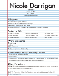 How Write Your First Cv At Resume 20 Examples After Job Make A For