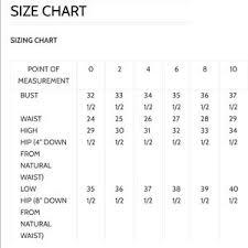 38 Studious Eva Franco Dress Size Chart