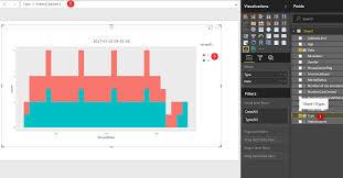 Interactive Charts Using R And Power Bi Create Custom