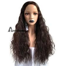 <b>ANOGOL</b> Body Wave <b>Black</b> Ombre Ash Brown Synthetic Hair Large ...
