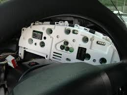 2003 Ford Ranger Instrument Cluster Light Bulbs How To Replacing Instrument Cluster Lights Ranger Forums