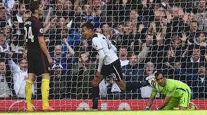 Manchester City Versus Tottenham Highlights