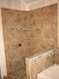 Small Picture Tile Designs For Showers Mod Master Bath Shower In Colorways