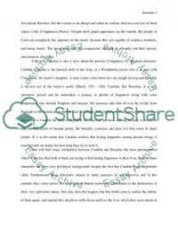 candide voltaire essay term paper title page format write my candide voltaire essay