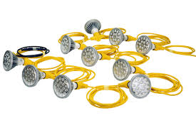 125 Watt Temporary Construction Led String Lights Released By