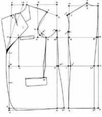 Suit Pattern Gorgeous Bespoke Suits Tailored Suits Australia Germanicos Bespoke Tailors