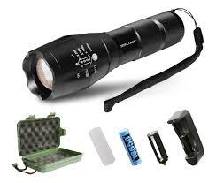 Lighting Ever 1200012 Brightest Led Tactical Flashlight Top 10 Best Led