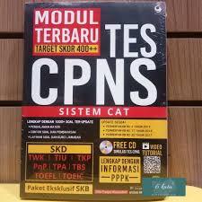 More images for modul cpns 2018 dan kunci jawaban » Jual Buku Modul Terbaru Tes Cpns Sistem Cat Jakarta Barat 6kata Tokopedia