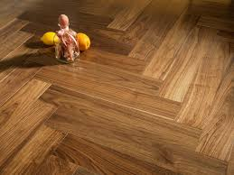 wood texture parquet floor made of the natural american walnut