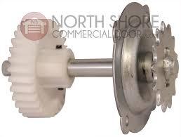 decko xtreme garage door gear and sprocket kit 24934