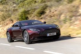 Luxury At Entry Level: Aston Martin's DB11 V8 - Forbes Middle East