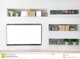 Wood Furniture For Living Room Tv And Shelf In Living Room Contemporary Style Wood Furniture I