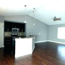 gray walls with red oak floors dark wood grey floor living room white trim wa grey walls with honey oak floors dark wood