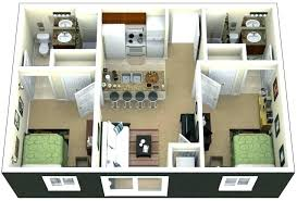 2 bedroom house design plans simple designs unique plan with bedrooms and floor in the philippines simple house plans designs