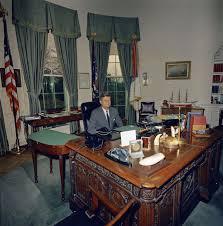 oval office desk replica. Oval Office Desk Replica President John F Kennedy At His
