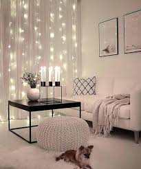 Fairy Lights Living Room White Lights For Room White Living Room Decor  Ideas I Love The . Fairy Lights Living Room ...