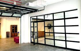 commercial glass garage doors. Glass Garage Doors Cost Large Size Of Dark  Bronze White Lam Commercial I