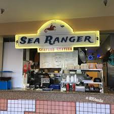 Sea Ranger Seafood Station in Ventura ...