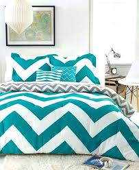 teal and gray comforter decorating surprising grey chevron bedding twin yellow