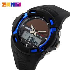 compare prices on mens atomic watches online shopping buy low 2017 new solid watches men clock resin atomic solar sports watch 2 time zone digital led