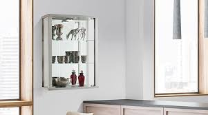 wall mounted display cabinets guide