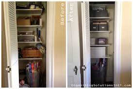 office closet organization. that awkward closet organized home office before and after organization z