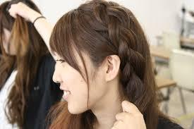 結婚式 髪型 ロング 不器用 Kamigata